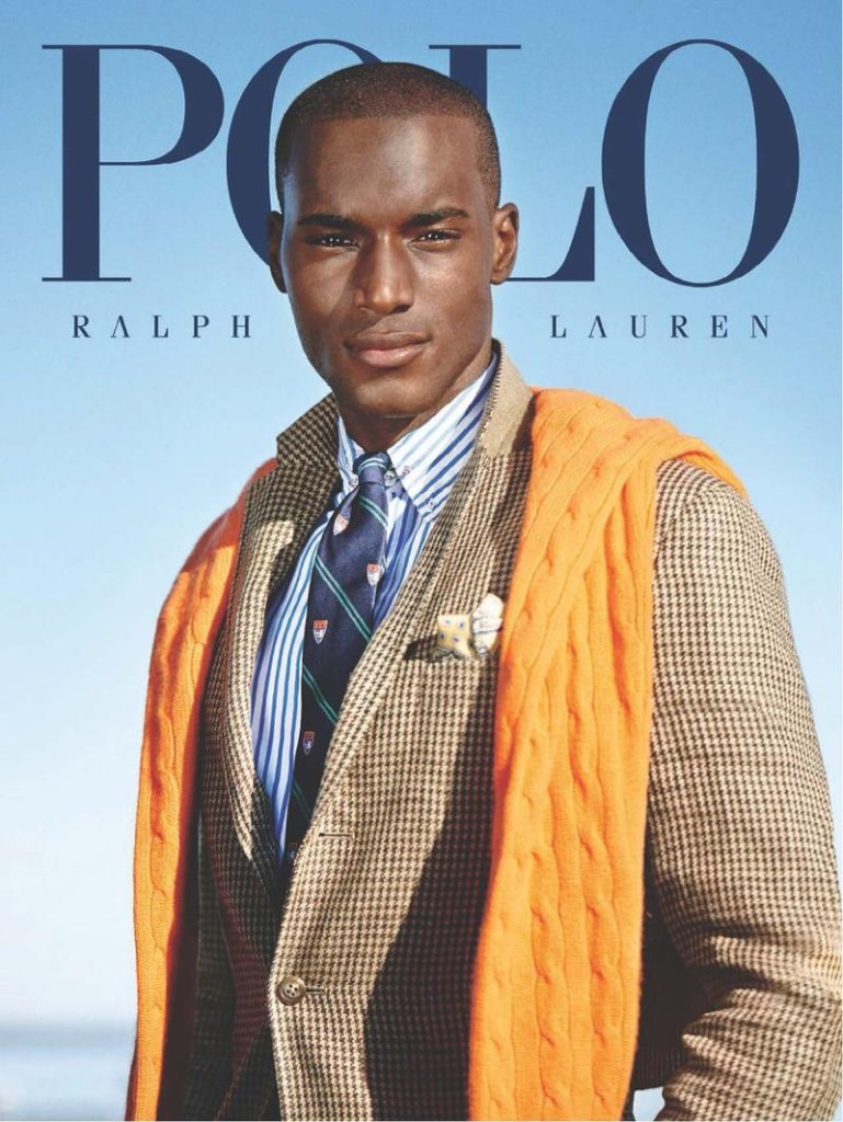c402713ce66739 Corey Baptiste at VNY features in the new Polo Ralph Lauren Spring Summer  2014 campaign, photographed by Arnaldo Anaya Lucca at DeFacto