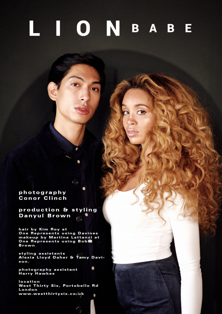 LION BABE by Connor Clinch